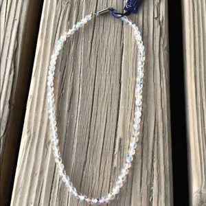 Swarovski Iridescent Crystal Necklace BNWT!